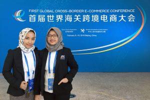 Konferensi E-Commerce Global - Beijing, Tiongkok