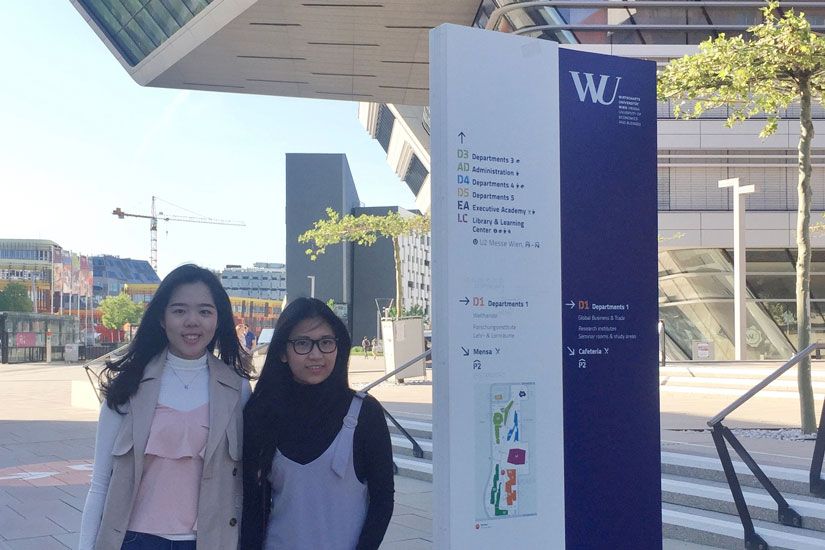 Yurike Yuki & Verawaty - Advanced Transfer Pricing Course (General Topics), WU Vienna
