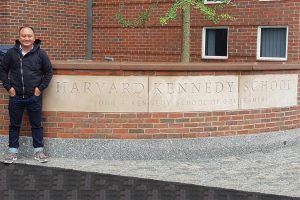 B. Bawono Kristiaji - Harvard University (Comparative Tax Policy and Administration)