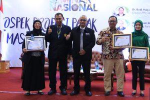 """Darussalam - Seminar Nasional Perpajakan Universitas Brawijaya """"Prospek Profesi Pajak di Masa Mendatang"""""""