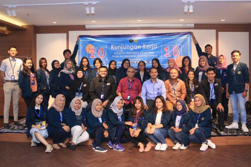 Darussalam - Kunjungan Kerja Mahasiswa Universitas Brawijaya