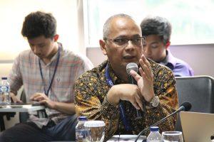 "Darussalam - Diskusi ""Meningkatkan Keunggulan Kompetitif Ekspor Jasa di Indonesia"" (Menara Kadin)"