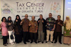 Darussalam - Tax Center Gathering Se-Jakarta Timur
