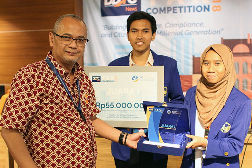 Darussalam - DDTCNews Tax Competition 2018