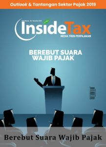 Inside Tax Edisi 40 -Berebut Suara Wajib Pajak
