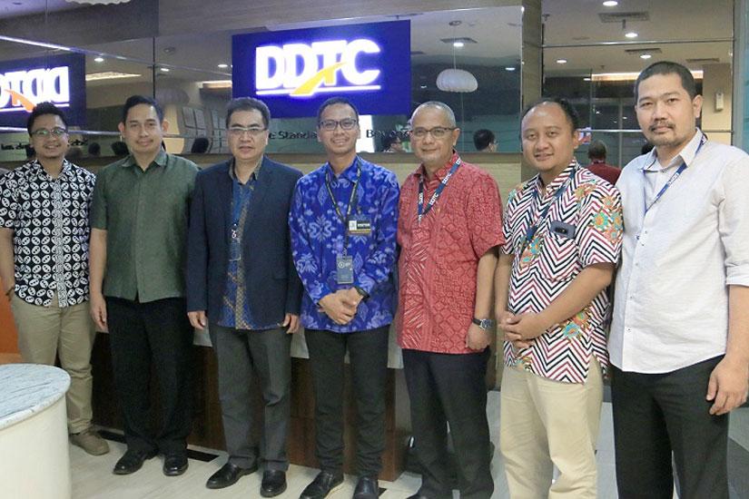 Kolaborasi Media - Hukum Online dan DDTCNews Jajaki Kerja Sama