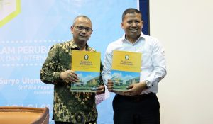 MoU between Faculty of Economics and Business Diponegoro University and DDTC