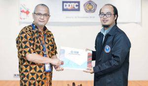 MoU between Muhammadiyah Sukabumi University (UMMI) and DDTC