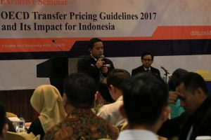 Exclusive Seminar : OECD Transfer Pricing Guidelines 2017 and Its Impact for Indonesia