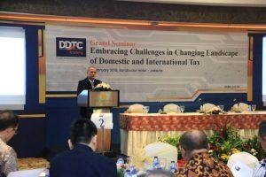 Grand Seminar : Menyambut Perubahan Lanskap Pajak Indonesia dan Internasional