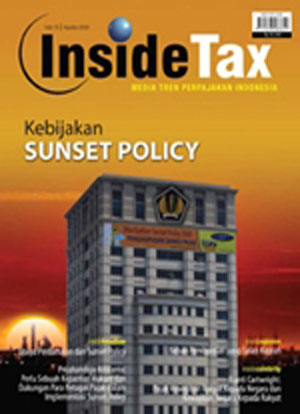 Inside Tax Edisi 10 - Kebijakan Sunset Policy