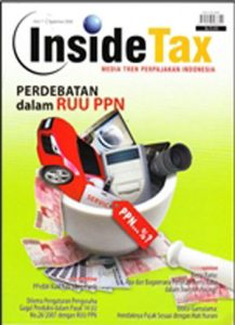 Inside Tax Edisi 11 - Perdebatan dalam RUU PPN