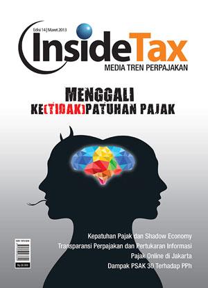 Inside Tax Edisi 14 - Menggali Ke(tidak)patuhan Pajak