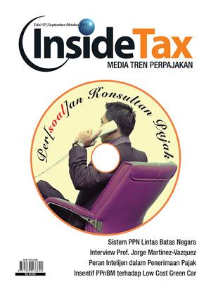 Inside Tax Edisi 17 - Per(soal)an Konsultan Pajak