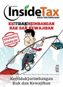 Inside Tax Edisi 20 - Ke(tidak)seimbangan Hak dan Kewajiban