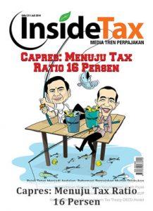 Inside Tax Edisi 21 - Capres: Menuju Tax Ratio 16 Persen