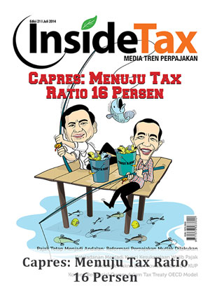 Inside Tax Edisi 21 - Capres: Menuju Tax Ratio 16 Persen