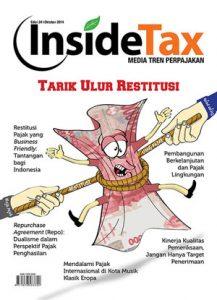Inside Tax Edisi 24 - Tarik Ulur Restitusi