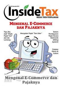 Inside Tax Edisi 25 - Mengenal E-Commerce dan Pajaknya