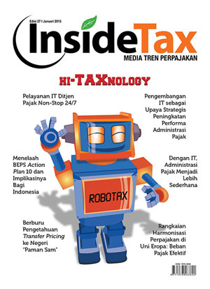 Inside Tax Edisi 27 - hi-TAXnology