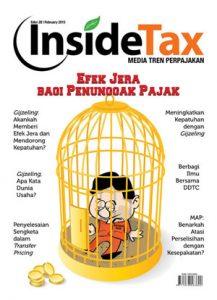 Inside Tax Edisi 28 - Efek Jera Bagi Penunggak Pajak
