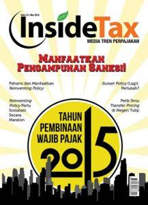 Inside Tax Edisi 31 - Manfaatkan Pengampunan Sanksi!