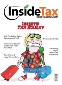 Inside Tax Edisi 34 - Insentif Tax Holiday