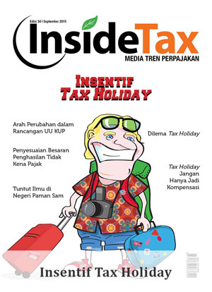 Inside Tax Edisi 34 - Insentif Tax Holiday
