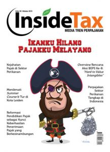 Inside Tax Edisi 35 - Ikanku Hilang Pajakku Melayang