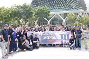 DDTC Goes to Singapore 2017