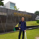 CSR - Reliving the Dream with DDTC: Presenting in The 10th CISAK in South Korea
