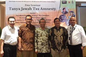 CSR - Tax Amnesty Simulation and FAQ (Yogyakarta)