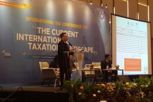 Danny Septriadi - International Tax Conference 2017