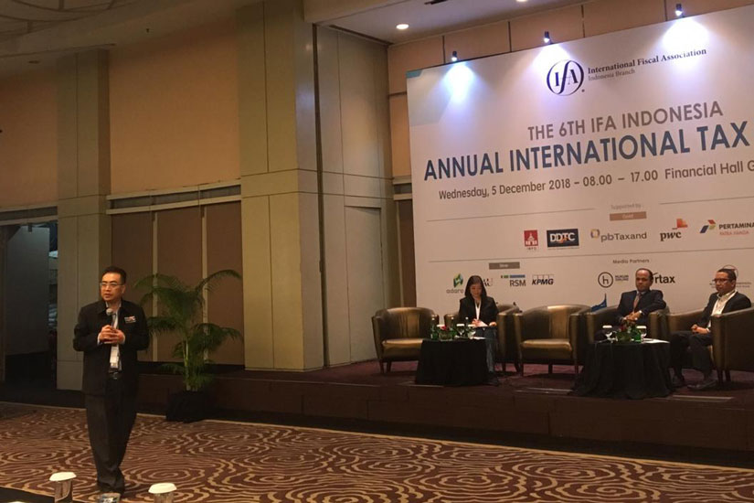 Danny Septriadi - 6th IFA Indonesia Annual International Taxation Seminar