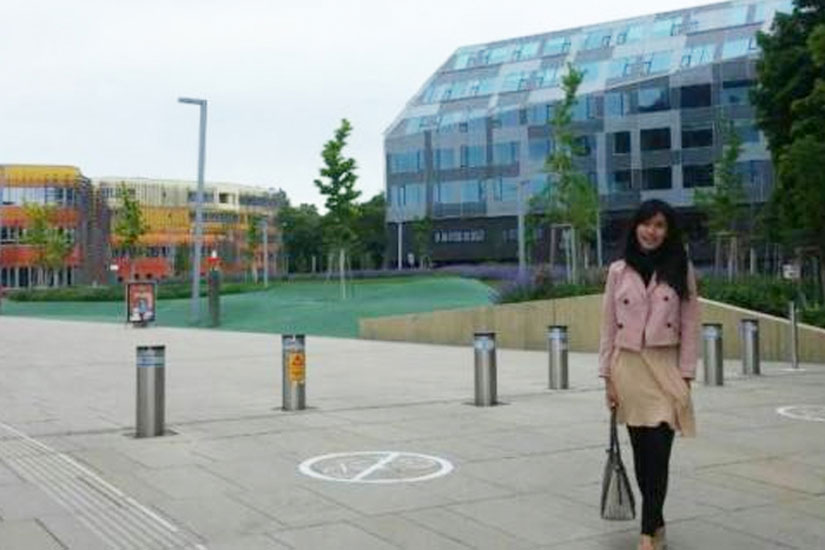 Vienna University of Economics and Business - WU (Pretty Wulandari)