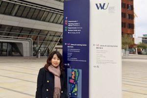 Vienna University of Economics and Business - WU (Cindy Kikhonia Febby)