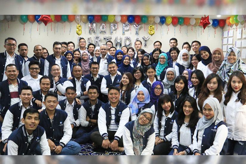 DDTC 8th Anniversary