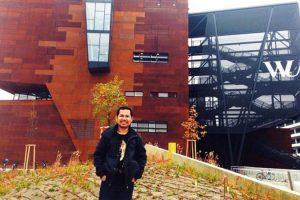 Vienna University of Economics and Business - WU (Ganda C Tobing)
