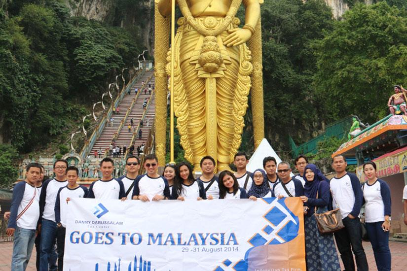 DDTC Goes to Malaysia 2014