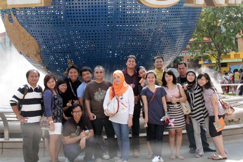 DDTC Goes to Singapore 2013