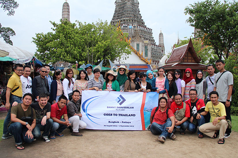 DDTC Goes to Thailand 2013