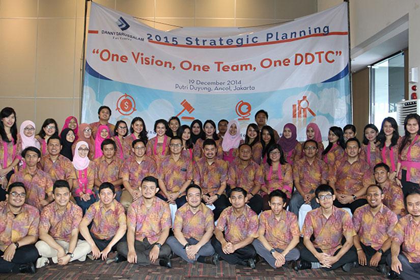 Rapat Kerja 2015
