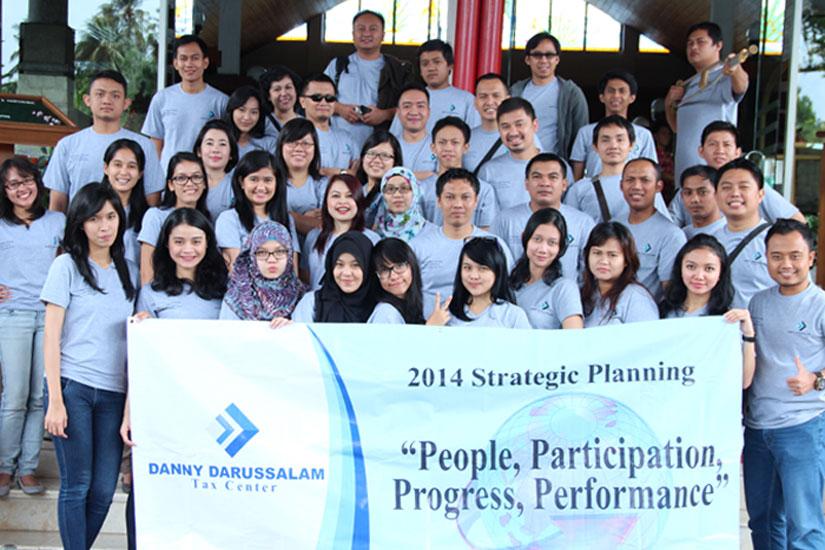 Rapat Kerja 2014