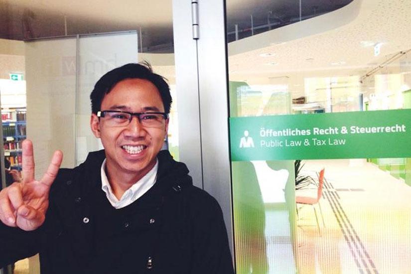 HRDP (Yusuf Wangko Ngantung)