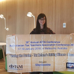 CSR - DDTC's Wholehearted Support in Learning Tax in the Land of the Kangaroo