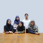 Dishy Serenandra, Dwi Wahyuni, Indah Kusumawardhani, Majifi Azzam & Nurlita Dewi