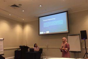 CSR DDTC- In Review of Digital Tax, DDTC Sponsored a University Student to Sydney