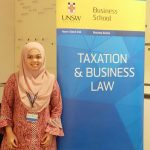 CSR DDTC- In Review of Digital Tax, DDTC Sponsored a University Student to Sydney