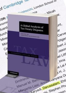 International Publication - Tax Treaty Dispute in Indonesia