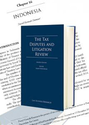 International Publication - The Tax Disputes and Litigation Review